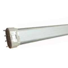 External Power T8 LED 2G11 BIAX A6 Series